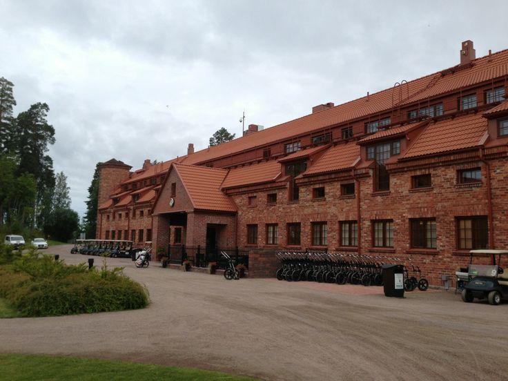 Vanajanlinna paikassa Hämeenlinna, Etelä-Suomen Lääni