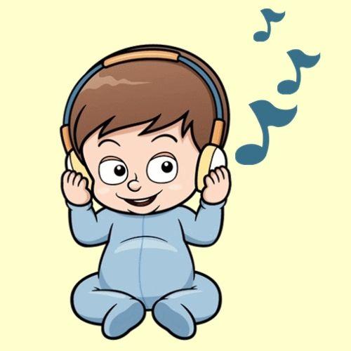 Idées et jeux pour faire découvrir la musique à votre bébé !