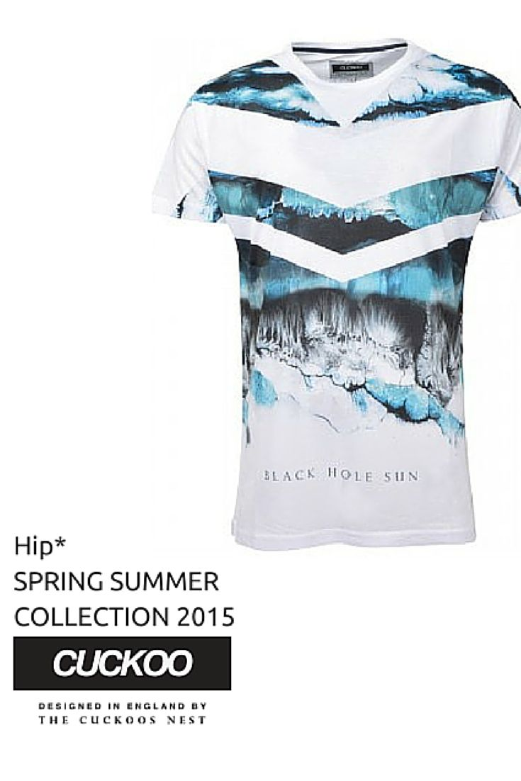 Men's T-Shirts - Melt In White #Hip #Hipyourtshirts #Hipyourstyle #Tshirts #Sweatshirts #Thecuckoosnest #Cuckoo #Cuckoos #SS_15 #New #Collection #Spring #Summer #Mens #Fashion #Style #Art