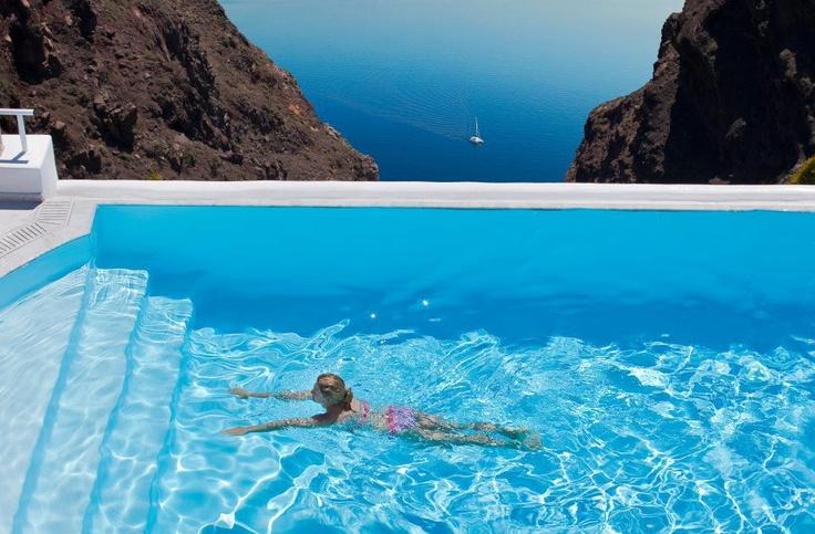 Santorini GREECE al