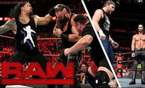 WWE Monday Night RAW 7/24/2017 Highlights HD - WWE RAW 24 July 2017 Highlights HD