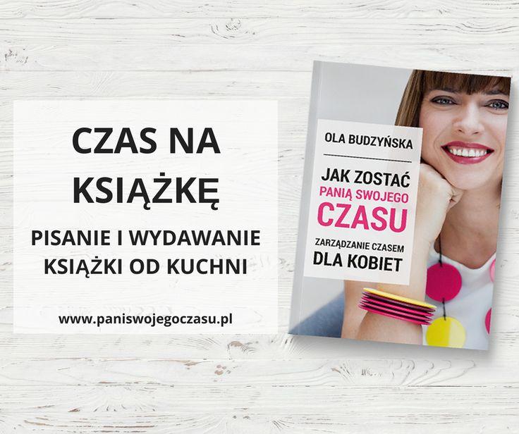 Jeśli jesteś ciekawa, jak od kuchni wygląda proces pisania i wydawania książki, zapraszam Cię do przeczytania artykułu. http://www.paniswojegoczasu.pl/zostan-pania-swojego-czasu/czas-ksiazke-czesc-1/