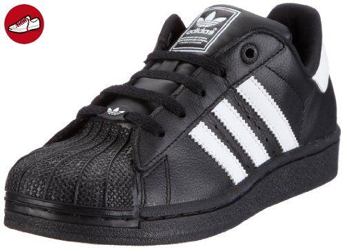 adidas Originals SUPERSTAR 2 K G04531 Unisex-Kinder Sneaker, Schwarz (Schwarz/Weiß/Schwarz), 32 EU - Adidas schuhe (*Partner-Link)