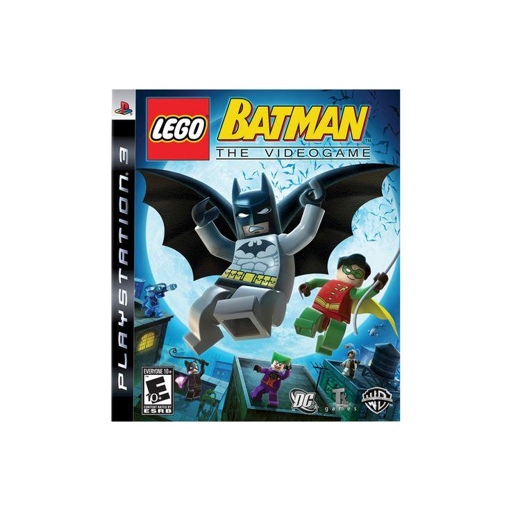 Lego Batman: The Videogame PlayStation 3