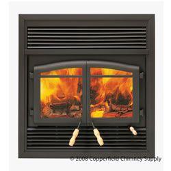 Flame Monaco EPA Zero Clearance Fireplace