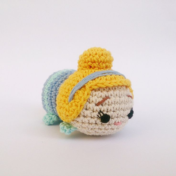 70 best Crochet tsum tsum images on Pinterest