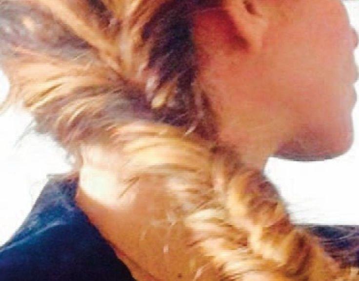 Il new hair style delle donne: la treccia a spina di pesce | Roma