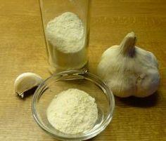 Rezept Knoblauchpulver -glutenfrei- von schina - Rezept der Kategorie Grundrezepte