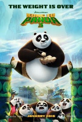 DOWNLOAD Kung Fu Panda 3 2016 Dual AudioHindi 480p WEB-DL 300MB Mkv  DOWNLOAD…