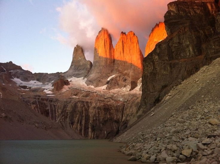 Torres del paine, Chile South of the world