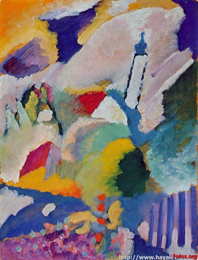 Wassily Kandinsky ●彡