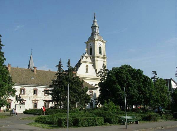 Sarlós Boldogasszony Ferences templom és kolostor