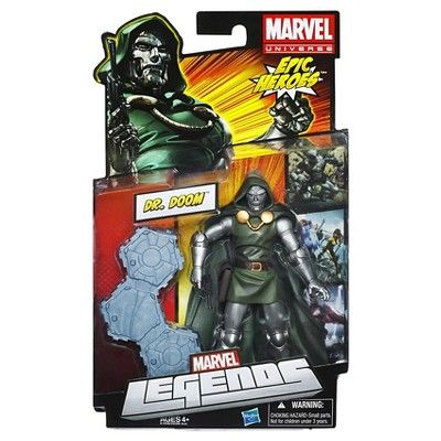 Marvel Universe Dr. Doom Figure