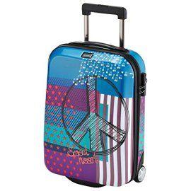 Travelite-Flux-Valise-de-cabine-2-roulettes-55-cm-Peace-0