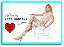 Krijg jij ook zo'n zin in de zomer?  Dan heb jij misschien ook zin in een nieuwe jeans van Anna Montana in een dunne katoenen stretch kwaliteit in een zomerse print! Kom dan naar Shop 54 Vlissingen of kijk op https://www.shop54.nl/ANNA-MONTANA-PRINT