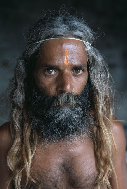 Ujjain, India // by Steve McCurry
