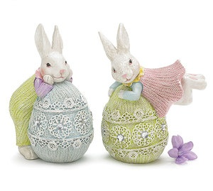 Attention Ebay/Amazon/Retail Sellers! FIG BUNNY ON EGG – Bulk Pack/24 Sets of 2 (Boy & Girl) - 50% Profit Potential! Just in time for Easter / Spring Sales! Retail Value $550+, List Price Only $366.99 @ http://www.ebay.com/itm/FIG-BUNNY-ON-EGG-Bulk-Pack-24-Sets-of-2-Boy-Girl-50-Profit-Potential-/350729650618?pt=LH_DefaultDomain_0=item51a91dc1ba