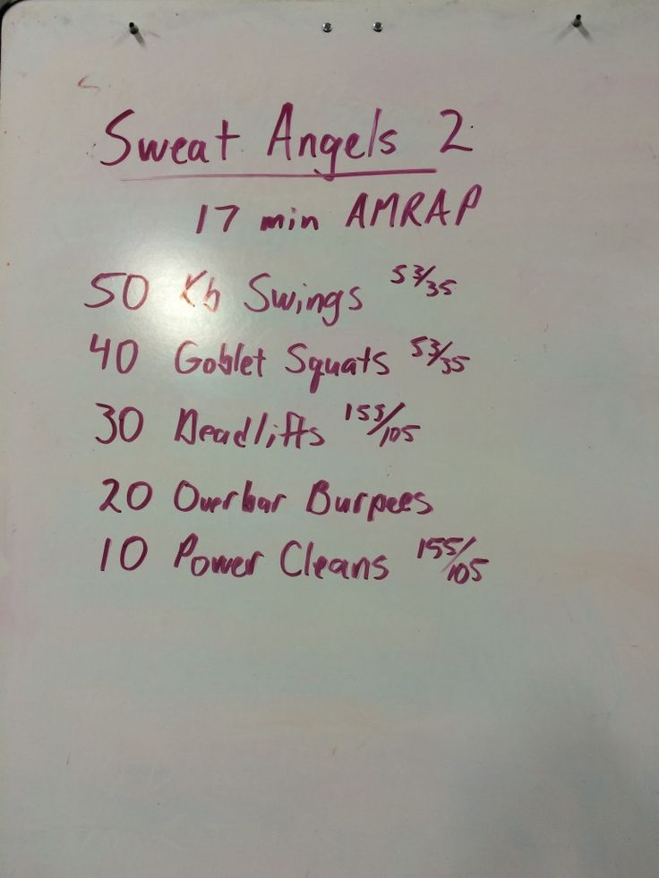 Don't be fooled, this WOD will kick your butt!