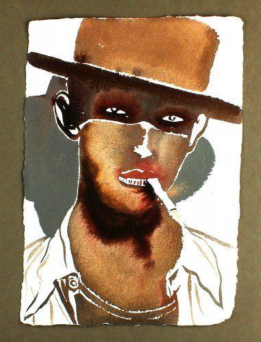 #NicolasVial - Portraits Smokers - #GalerieW
