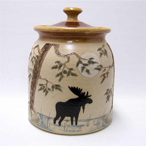 Rustic Cookie Jar Fascinating 29 Best Cookie Jars For The Cabin Images On Pinterest  Cookie Jars Inspiration Design