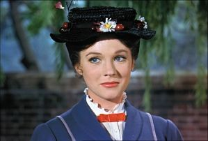 Mary Poppins Bow Tie