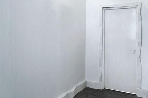 Sketchup - Cloison int rieure et porte