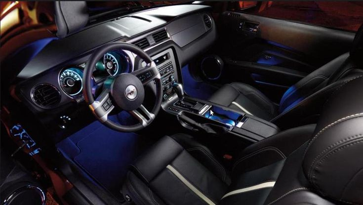 2014 Ford Mustang 2014 Ford Mustang GT Interior – Top Car Magazine