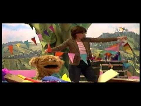 Liedjes Sesamstraat Tommie Lot Morgen ben ik jarig.mpg