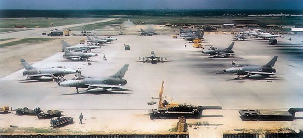 At Da Nang, the 23d Air Base Group was created to organize the USAF advisory units stationed there. Description from quickiwiki.com. I searched for this on bing.com/images