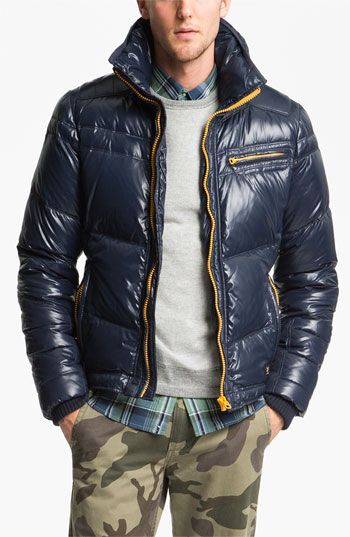 COATS & JACKETS - Synthetic Down Jackets Diesel