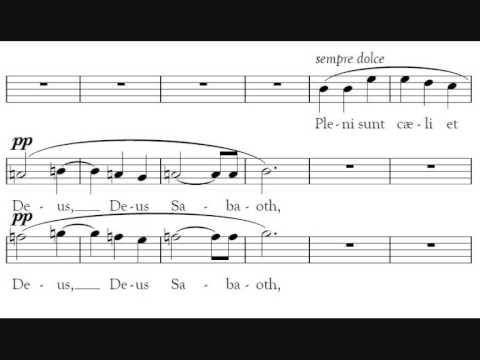 Sanctus - Requiem - Faure
