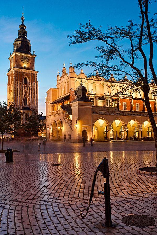Krakow Sunset, Poland