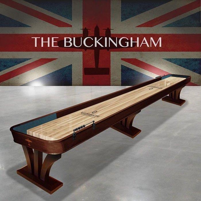 Buckingham Shuffleboard | The Games Room Company