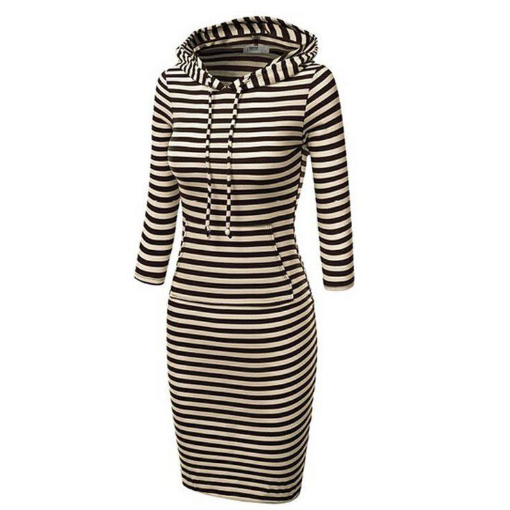 This is a dress that can be worn in spring and summer. This dress has a cap and looks very fashionable.You can choose two dresses here. A dress is pure, the other a striped dress.No matter which one,