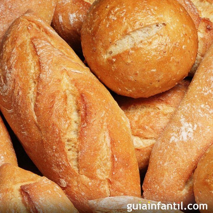 Receta de pan casero. GuiaInfantil.com les ofrece una receta de pan casero para elaborarla con los niños. El pan tradicional es un alimento que aporta mucha energía para los niños.