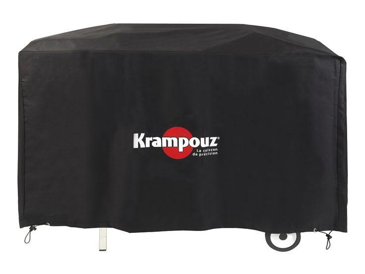 """Housse pour chariot """"Plein Air"""" http://www.krampouz.com/fr/accessoires/165-housse-pour-chariot-plancha-plein-air.html"""