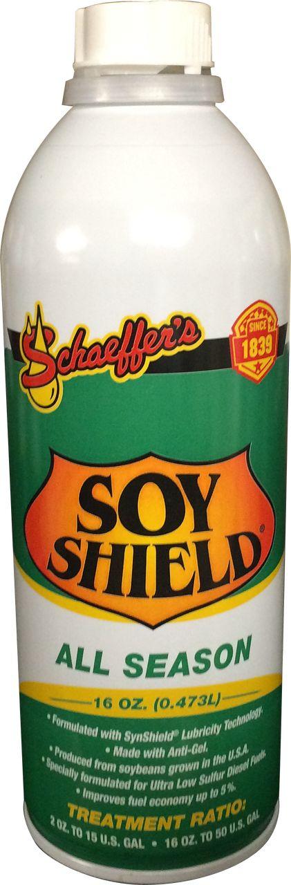 Schaeffer's 139A SoyShield Diesel Fuel Additive All Season (1-pint) - Buy Schaeffer Oil