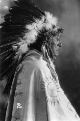 Red Tomahawk, who killed Sitting Bull :: 1890-1910