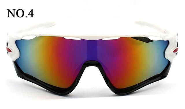 New UV400 Cycling Eyewear Bike Bicycle Sports Glasses Hiking Men Motorcycle Sunglasses Drop Shipping Are Available
