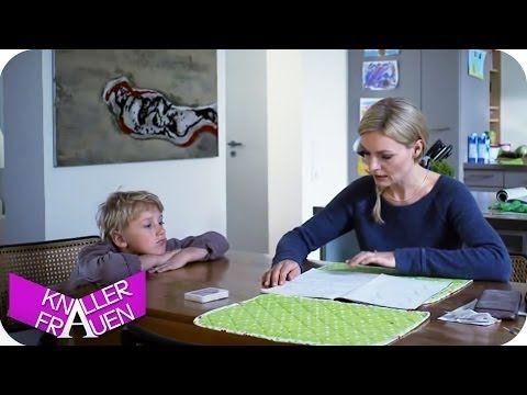 Mathe-Hausaufgaben - Knallerfrauen mit Martina Hill