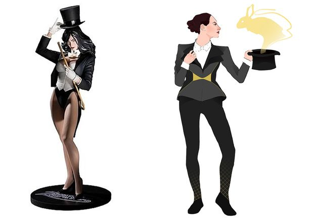 12 Lady Superhero Costumes Redesigned By Ladies