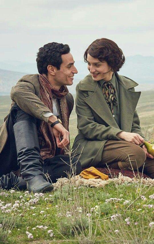 Maria Valverde y Adam Bakri en la película Ali and Nino ♡ mucho cariño a esta película, espero verla pronto!!