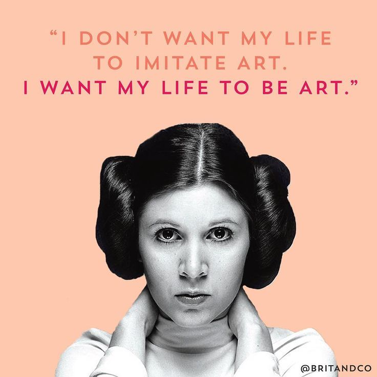 RIP Carrie Fisher. You will be greatly missed.