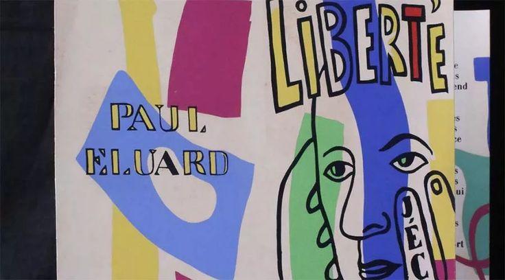 Fernand Léger et Paul Eluard autour du poème «Liberté»