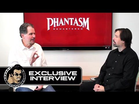 awesome Watch Don Coscarelli Exclusive PHANTASM: RAVAGER Interview (ArrowInTheHead.com)