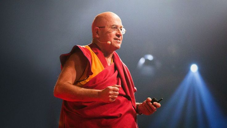 Matthieu Ricard: How to let altruism be your guide | TED Talk | TED.com