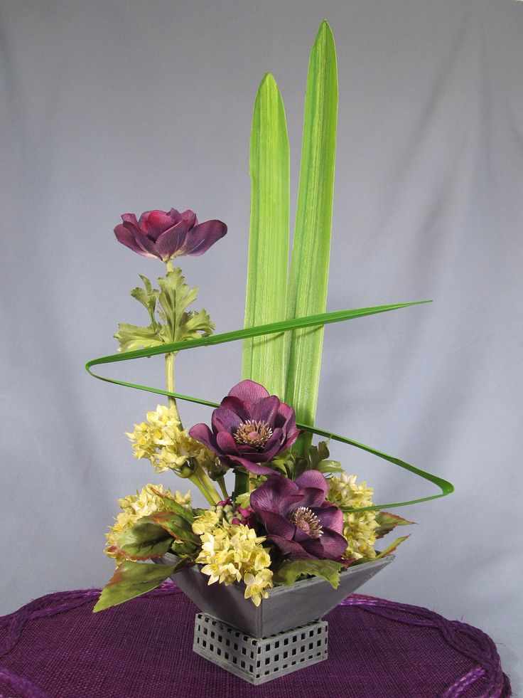 Ideas about unique flower arrangements on pinterest