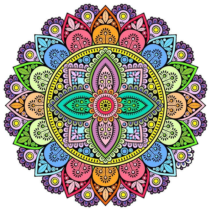 Design 134 Mandala coloring pages, Mandala design art
