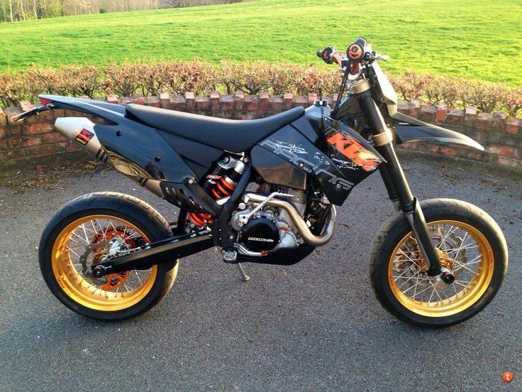 Image result for 2007 ktm 525 exc supermoto