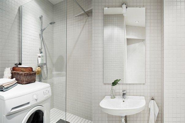 Монохромный интерьер 74 кв.м. в Гетеборге - Дизайн интерьеров   Идеи вашего дома   Lodgers